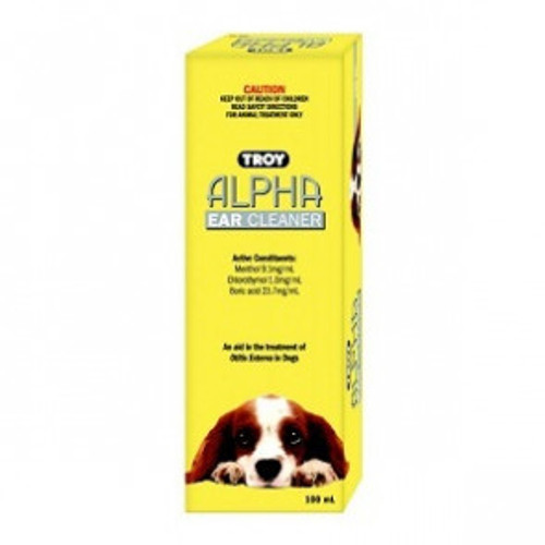 Alpha Ear Cleaner 100ml