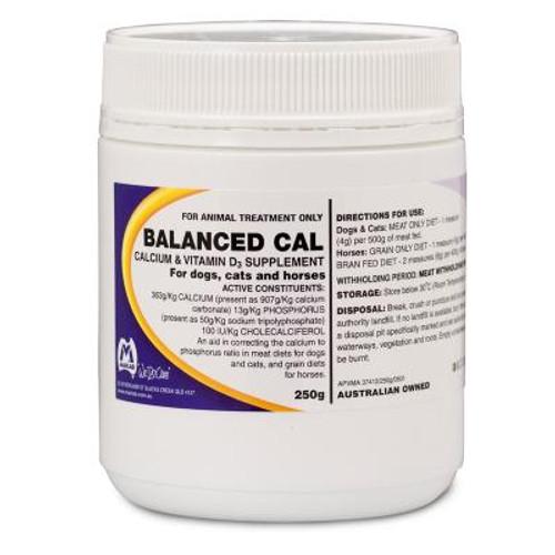 Balanced Cal (Balanced Calcium) Powder 250g