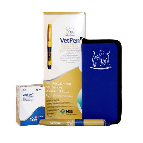 Caninsulin VetPen Starter Kit (0.5-8 Units)