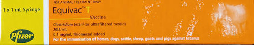 Equivac T (Tetanus Vaccine)