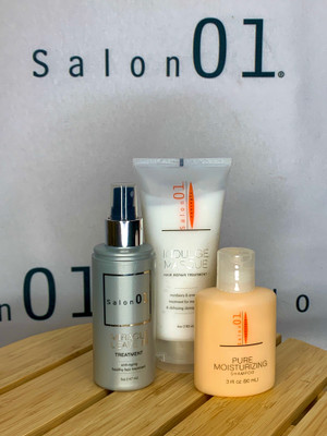 01 Indulge Moisture Treatment Kit