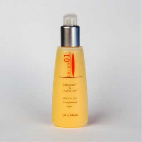 Straight and Smooth anti-frizz straightening balm