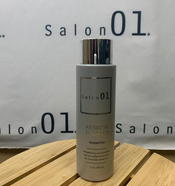 01 Keratin Therapy Shampoo