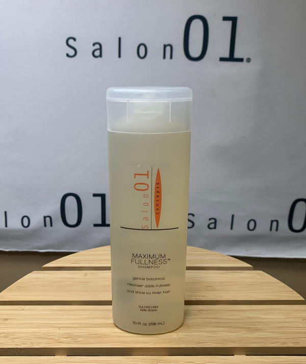 01 Maximum Fullness Shampoo