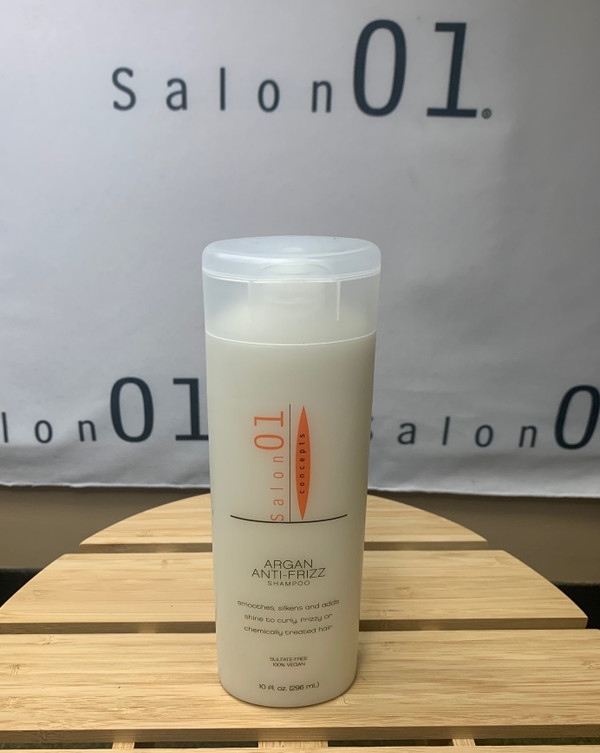 01 Argan Anti-Frizz Shampoo