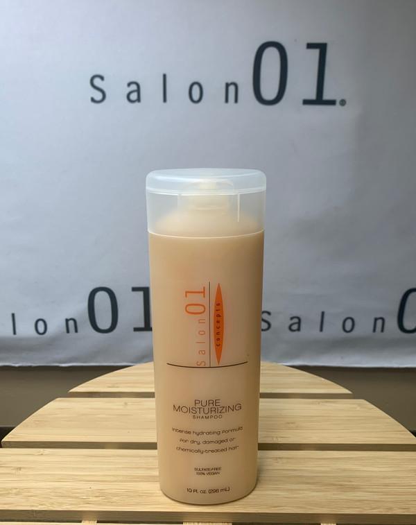 01 Pure Moisturizing Shampoo