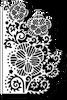 Tutti Designs die Triple Flower Edge