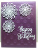 Creative Expressions Mini Expressions Happy Birthday