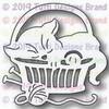 Tutti Designs Cat in a Basket