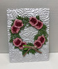 Creative Expressions 3D Embossing Folder Rose Bed