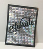 Altenew 3D Embossing Folder Rows of Squares