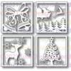 Tutti Designs Christmas Windows