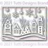 tutti Designs Snowflake Village