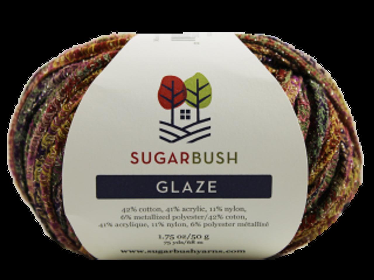 Sugarbush Yarn Glaze