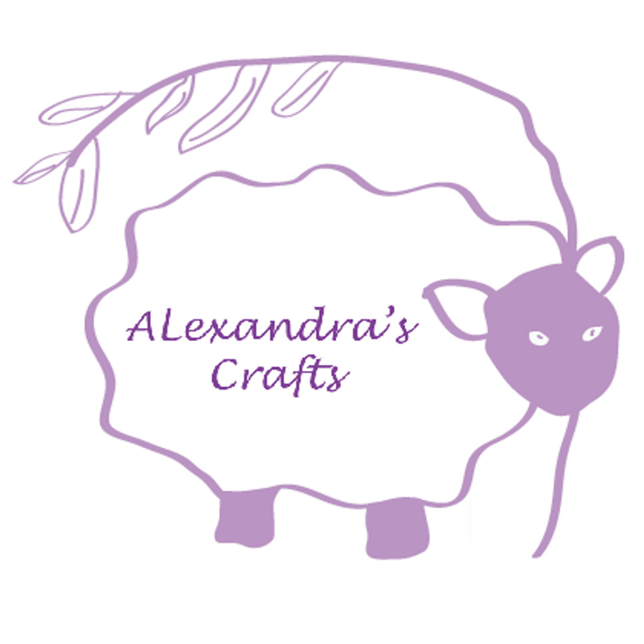 Alexandra's Crafts Hand Dyed Yarn