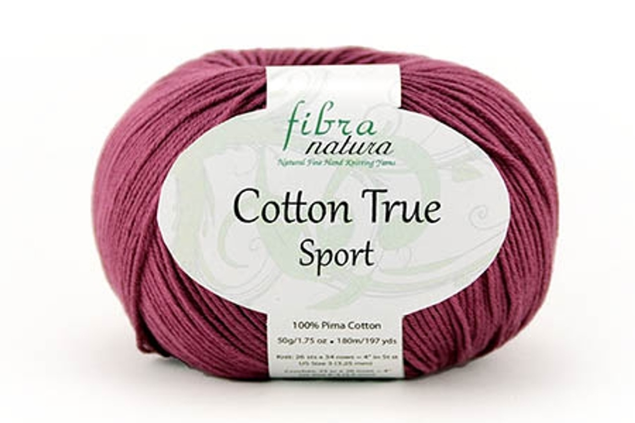 Fibra Natura Cotton True Sport