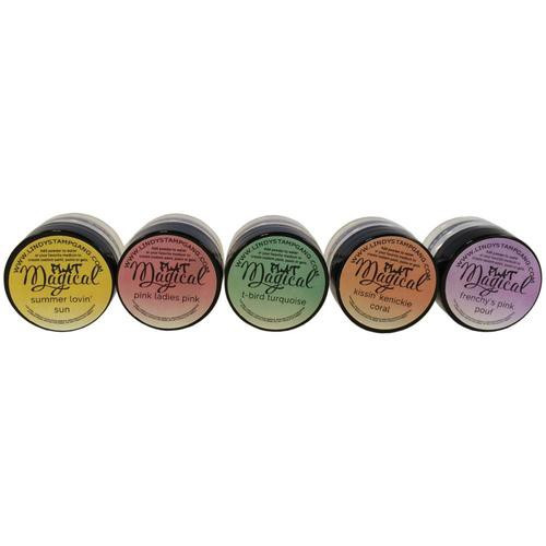 Flat Magicals Pigment Powder Set Beauty School Dropout