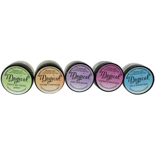 Flat Magicals Pigment Powder Set Under the Boardwalk
