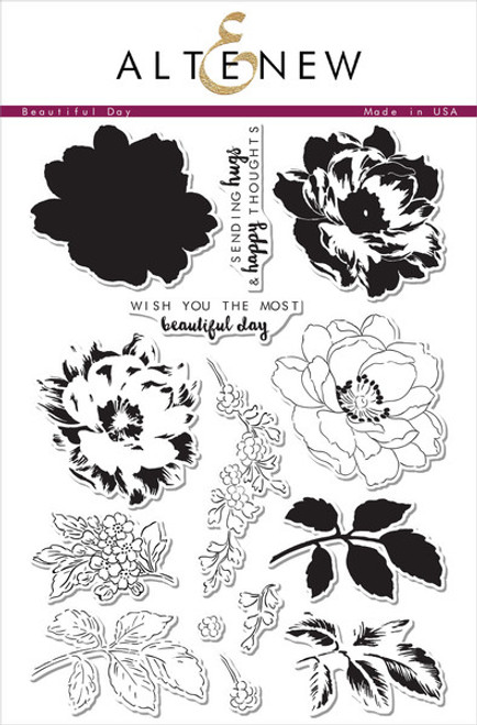 Altenew Beautiful Day Stamp Set