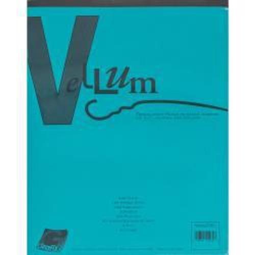 """Grafix Vellum Assortment 8.5x11"""" 40 sheets"""