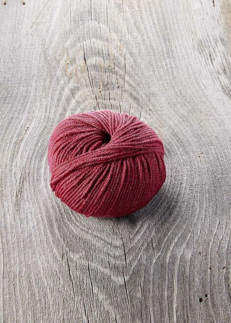 SugarBush Yarn Bliss color 4018 Ruby