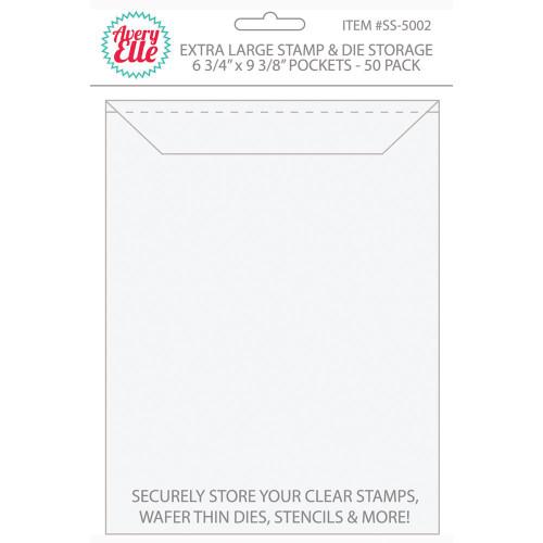 Avery Ellen Stamp & Die Storage Pockets Extra Large