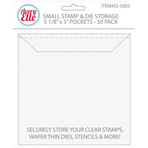 Avery Ellen Stamp & Die Storage Pockets Small