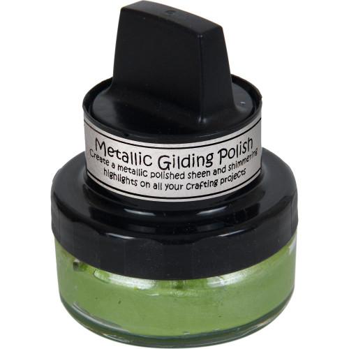 Cosmic Shimmer Guilding Polish Citrus Green