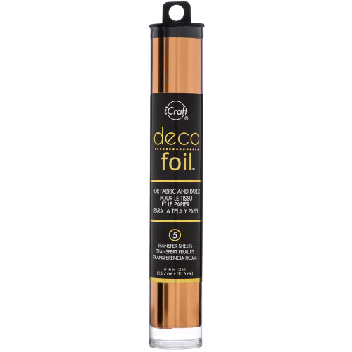 Thermoweb Deco Foil Sheets Copper