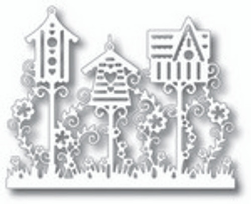 Tutti Designs Birdhouse Garden