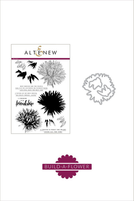 Altenew Build a Flower Aster set