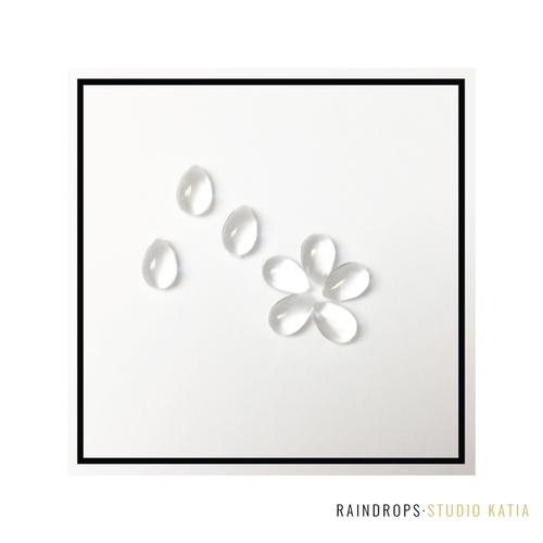 Studio Katia Clear Raindrops