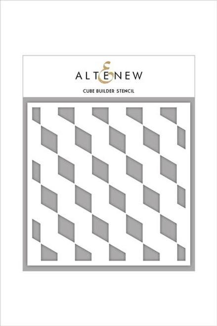 Altenew Cube Builder Stencil