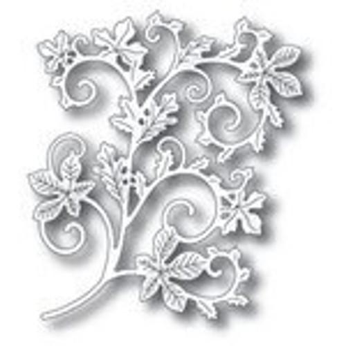 Tutti Designs die Fall Leaves Scroll