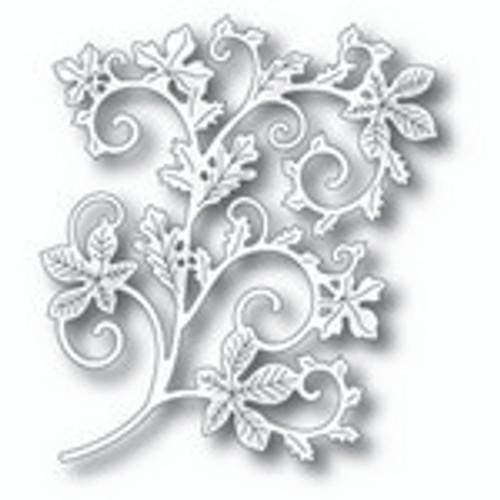Tutti Designs Fall Leaves Scroll