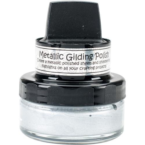 Creative Expressions Cosmic Shimmer Gilding Polish Pearl