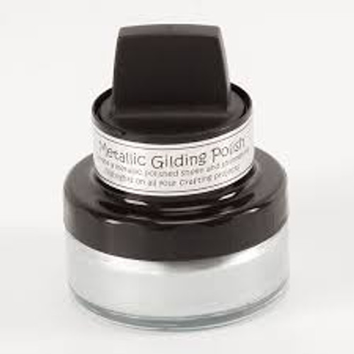 Cosmic Shimmer Guilding Polish Silver