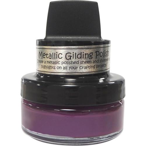 Cosmic Shimmer Guilding Polish Purple Mist