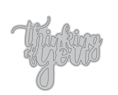 Altenew Thinking of You die