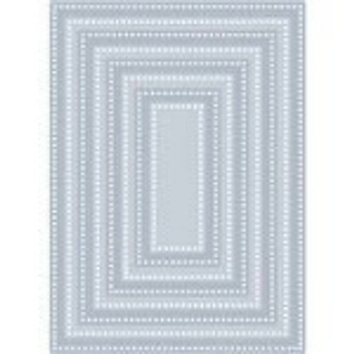 Tutti Designs die Dotted Nesting Rectangles
