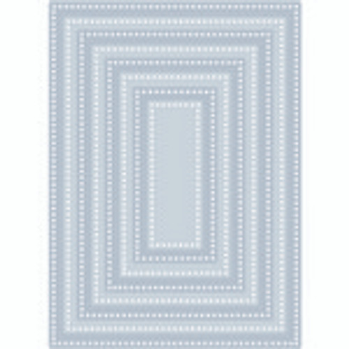 Tutti Dotted Nesting Rectangles