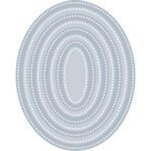 Tutti Designs die Dotted Nesting Ovals