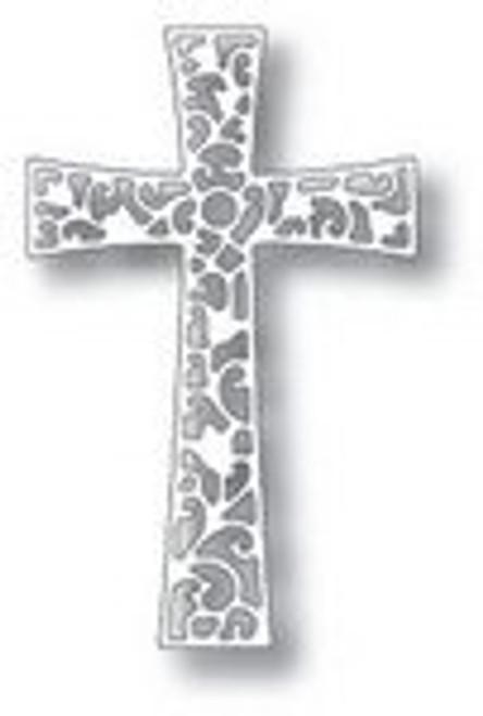 Tutti Designs die Floral Cross