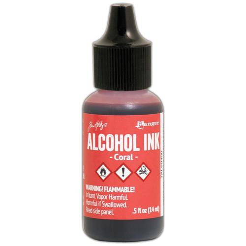 Ranger Adirondack Alcohol Ink Coral