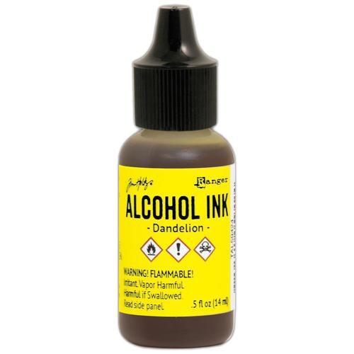 Ranger Adirondack Alcohol Ink Dandelion