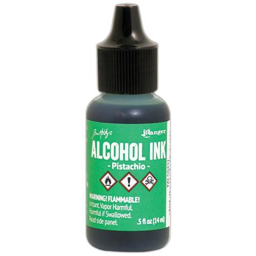 Ranger Adirondack Alcohol Ink Pistachio