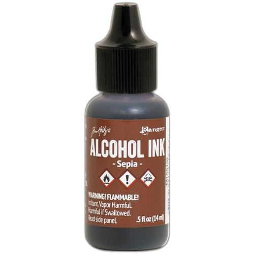 Ranger Adirondack Alcohol Ink Sepia