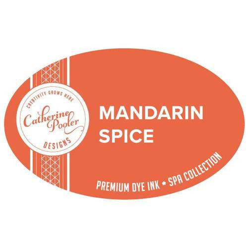 Catherine Pooler Dye Ink Mandarin Spice