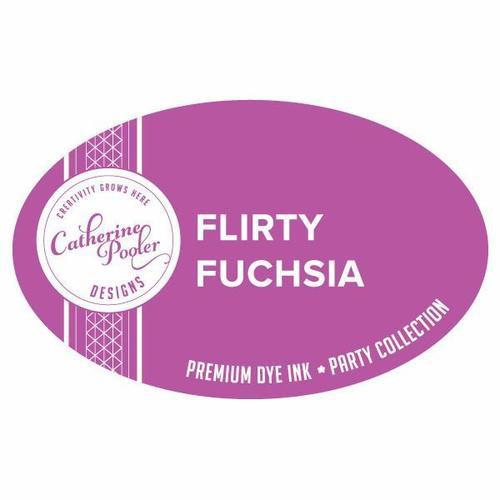Catherine Pooler Premium Dye Ink Party Collection Flirty Fuchsia