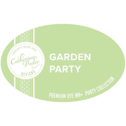 Catherine Pooler Premium Dye Ink Party Collection Garden Party